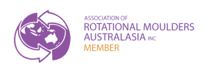Member of ARMA - Association of Rotational Moulders Australasia Inc Logo