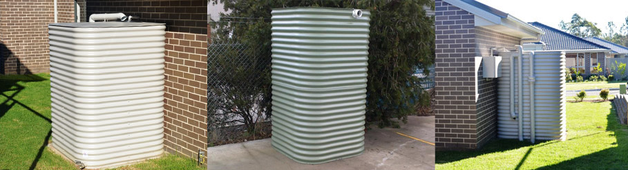 Steel Square Water Tanks
